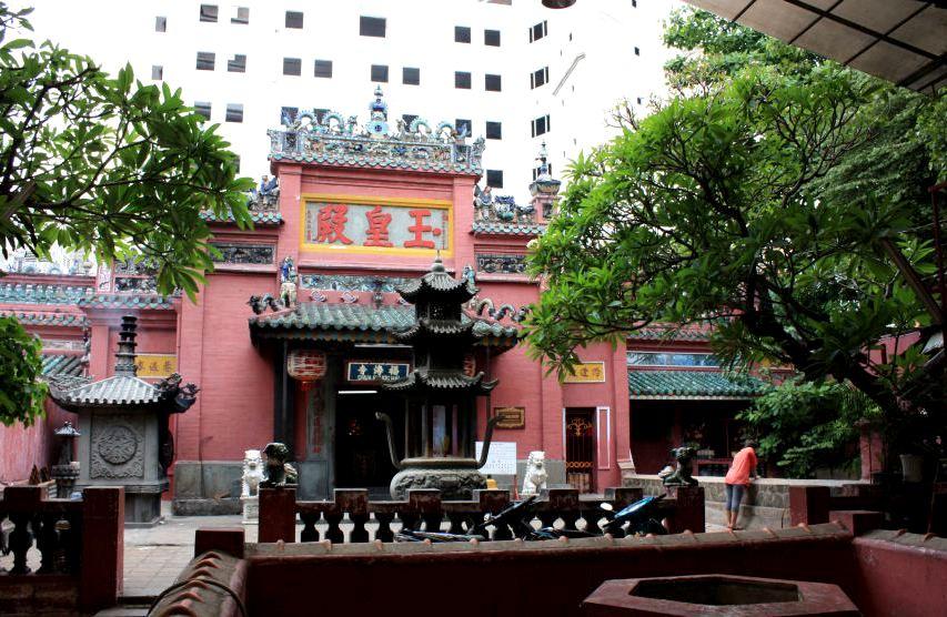 Phuoc Hai Pagoda