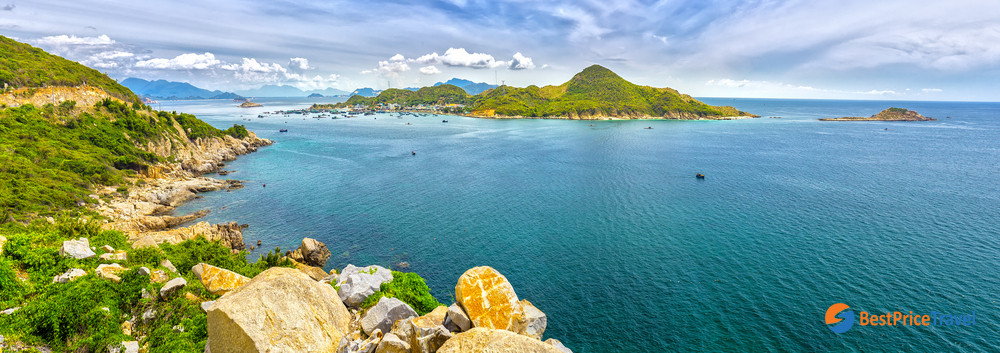 Nha Trang Bay Overview
