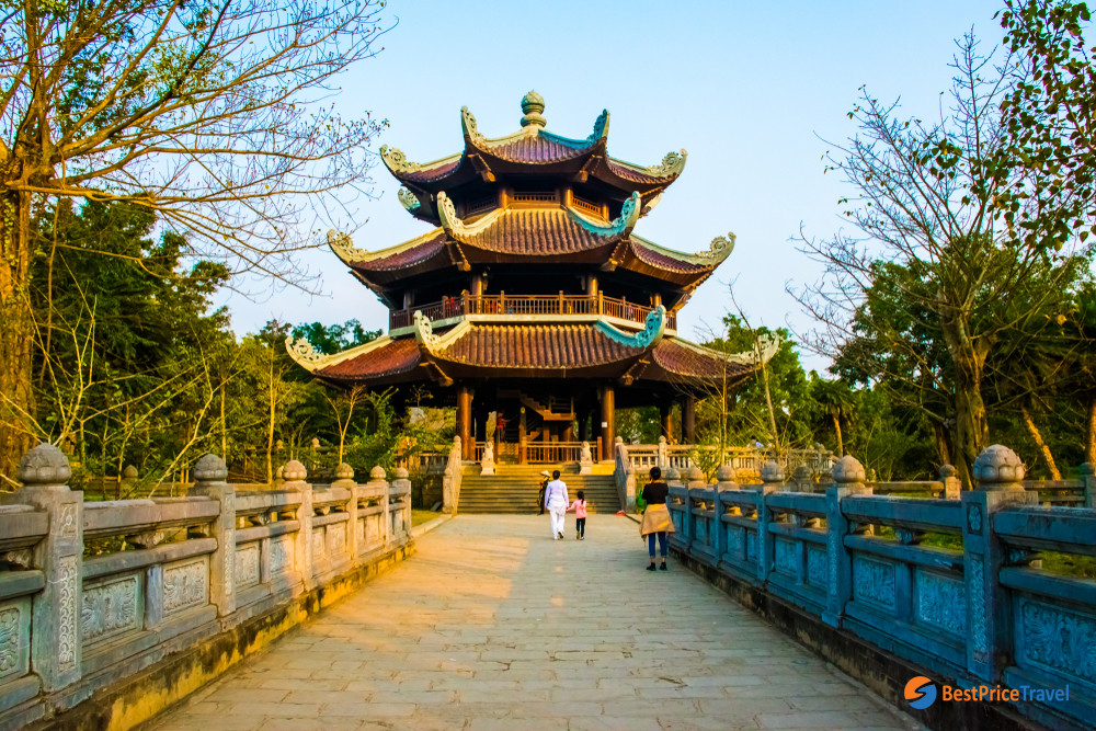 Bai Dinh Tower
