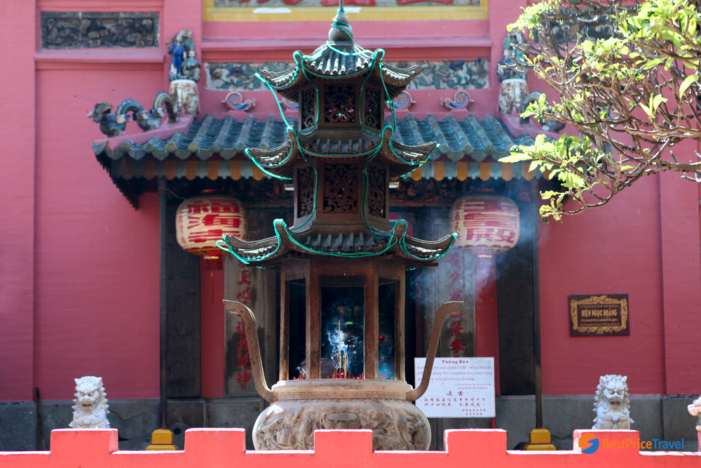 Jade Emperor Temple