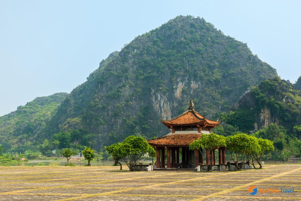 Surrounding Temple