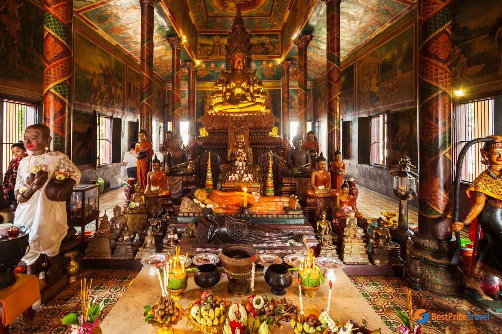 Cambodia Pagoda