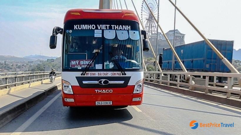 Kumho Viet Thanh Limousine