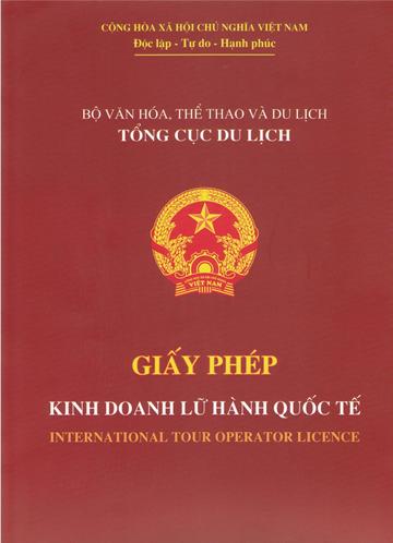 international tour operator licence