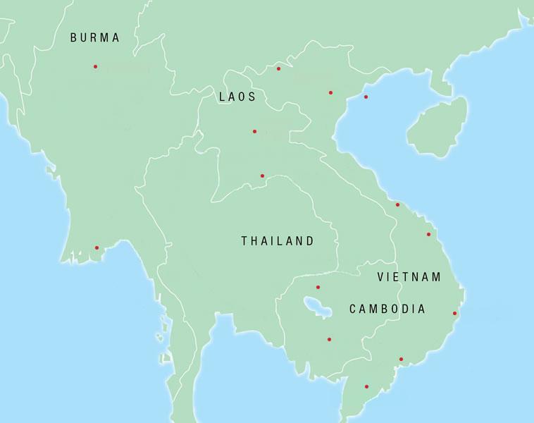 customize tour map