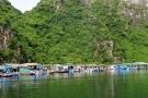 Floating villages visiting
