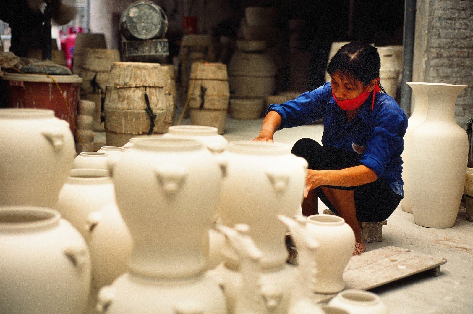 Bat Trang Ceramic Village - Traditional Handicraft Villages in Hanoi