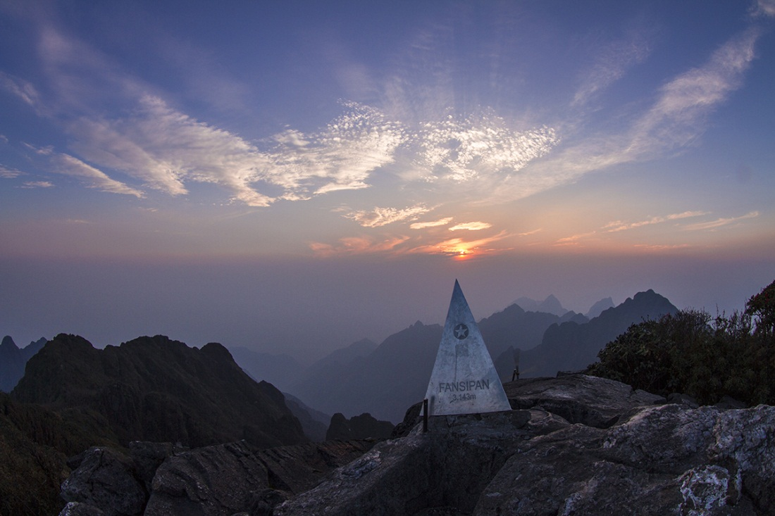 Conquer Fansipan peak