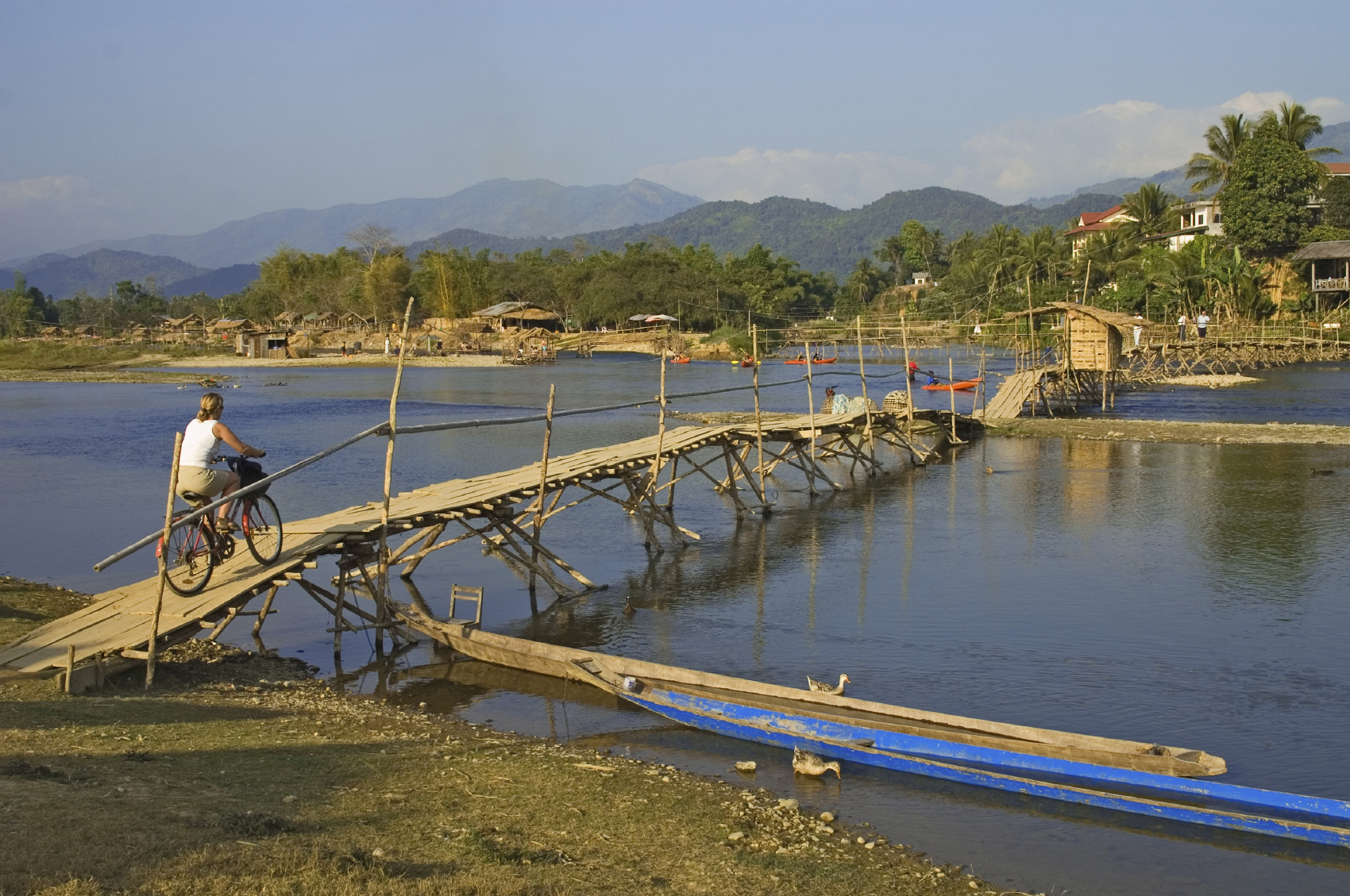 Mekong River in Laos part