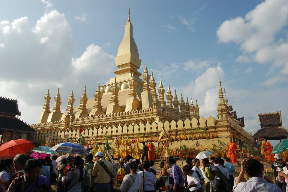 That Luang Festival