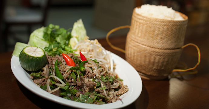 Laab: The National Dish of Lao