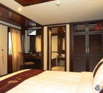 Indochina Sails Pre Suites Cabins