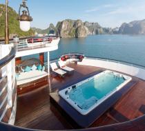 President Cruises Pool 3