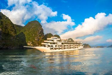 Ambassador Cruise (Formally President Cruise) Halong Bay