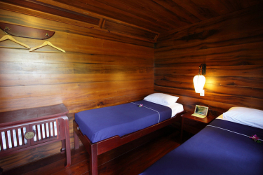 Bassac Cabin