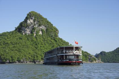 Pandaw Halong Cruise Halong Bay