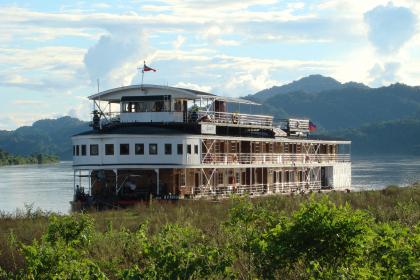 Pandaw Myanmar Cruise Halong Bay