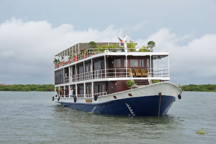 Toum Tiou II Cruise Halong Bay