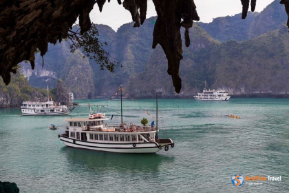 Wego Halong Day Cruise Halong Bay