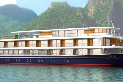RV Indochine II Cruise Halong Bay