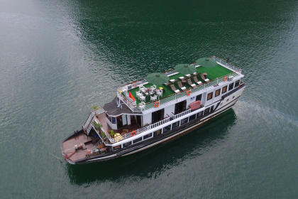Legend White Dolphin Cruise Halong Bay