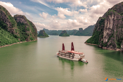 Heritage Line Ginger Cruise Halong Bay