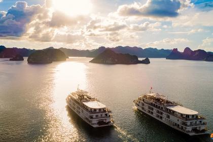 Paradise Elegance Cruise Halong Bay