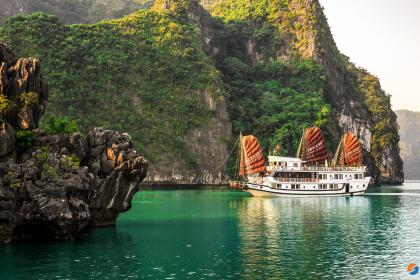 Aclass Legend Cruise Halong Bay