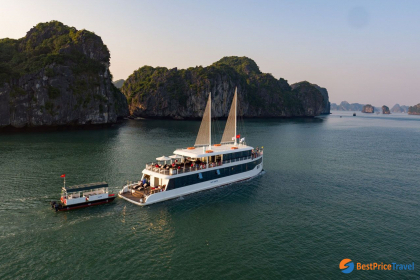 Jade Sails Halong Bay