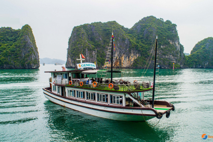 Genesis Day Cruise Halong Bay