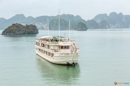 Calypso Cruise Halong Bay