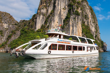 Alova Premium Cruise Halong Bay