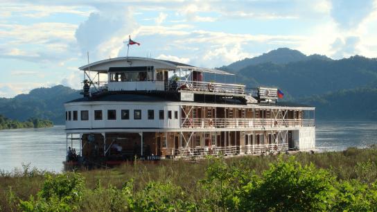 Pandaw Myanmar Cruise - No 3 Best Myanmar Cruises