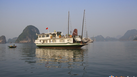 Petit White Dolphin Cruise Halong Bay