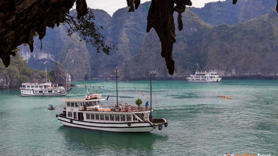 Wego Halong Day Cruise - No 9 Halong Bay Day Cruises