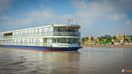 RV Mekong Princess Cruise - No 7 Vietnam Cambodia Cruises