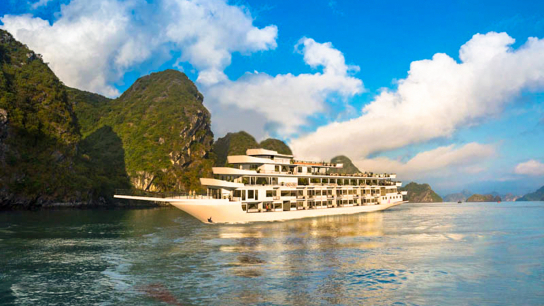 President Cruise - No 4 Halong Bay Family Cruises