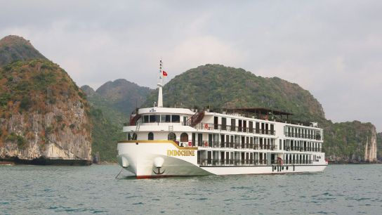 Indochine Cruise - No 13  Lan Ha Bay Cruises