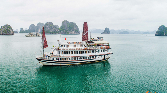 Swan Cruises Halong Bay
