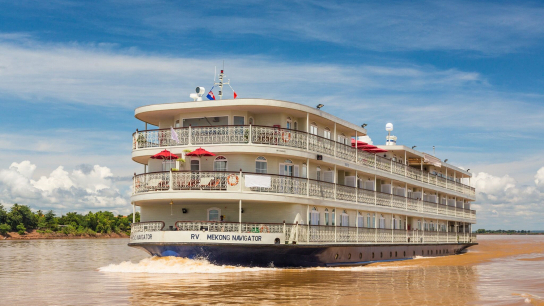 RV Lotus Cruise - No 5 Vietnam Cambodia Cruises