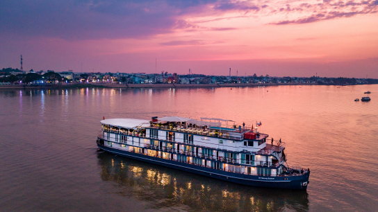 Heritage Line Jayavarman Cruise - No 1 Vietnam Cambodia Cruises