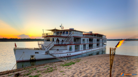 Heritage Line Jahan Cruise - No 10 Vietnam Cambodia Cruises