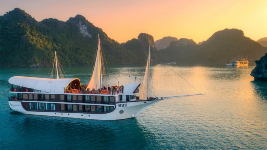 Sena Cruise - No 4  Lan Ha Bay Cruises