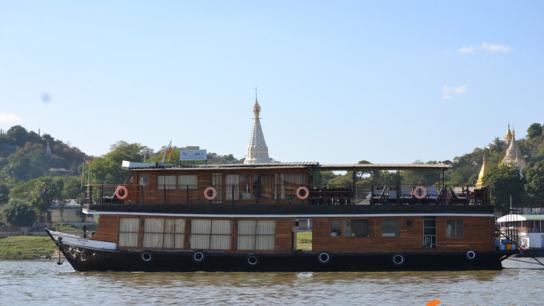 RV Yandabo Cruise - No 7 Irrawaddy River Cruises