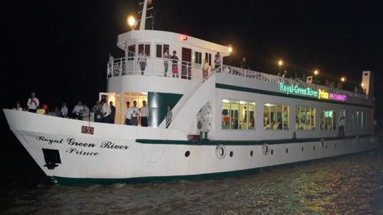 Royal Green River Prince Cruise - No 2 Myanmar Day Cruises
