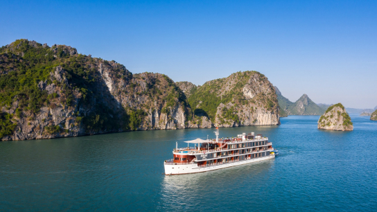 Heritage Cruise - No 2  Lan Ha Bay Cruises