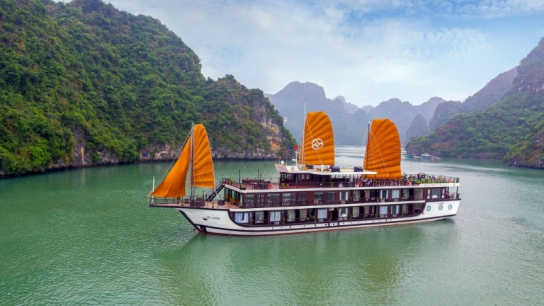 Peony Cruise - No 3  Lan Ha Bay Cruises