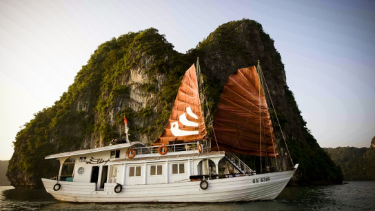 Legend Halong Cruise - No 4 Halong Bay Private Cruises