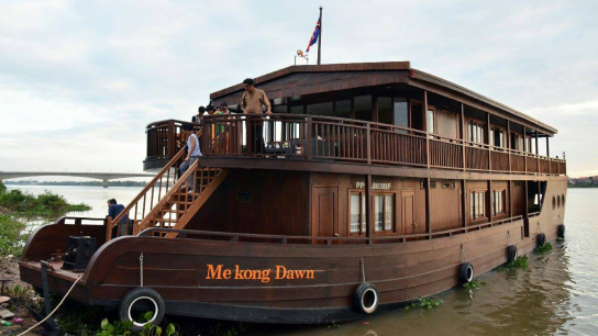 Mekong Dawn Cruise - No 12 Vietnam Cambodia Cruises