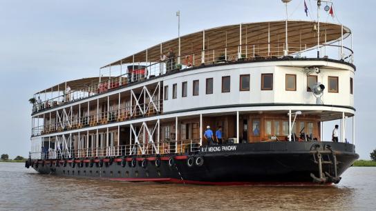 Pandaw Mekong Cruise - No 6 Vietnam Cambodia Cruises